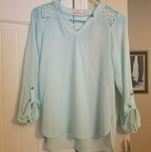 Cute top! New With Tags!